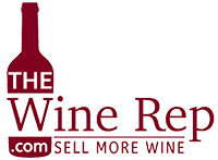 The Wine Rep . Com Logo